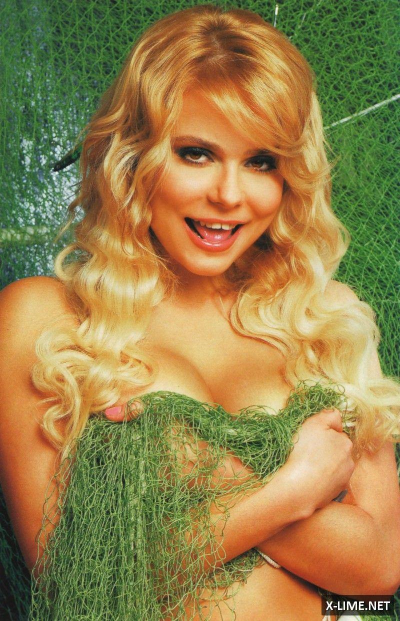 Голая Ксения Новикова в откровенной фотосессии журнала XXL