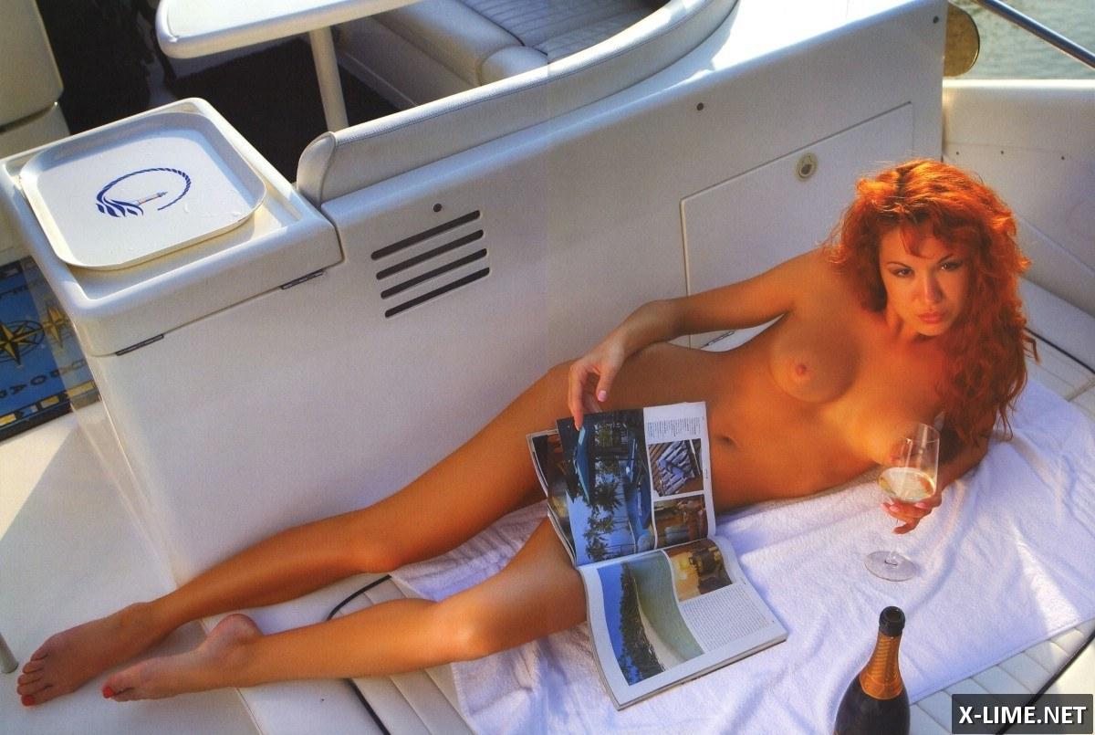 Голая Алина Великая в откровенной фотосессии Penthouse