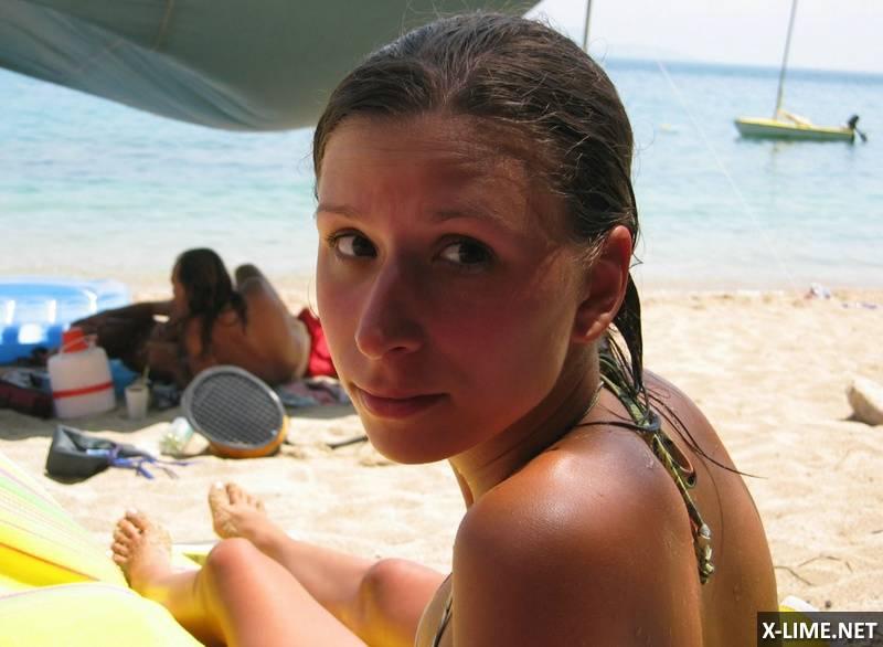 Частное бывшей девушки на отдыхе (12 ФОТО)